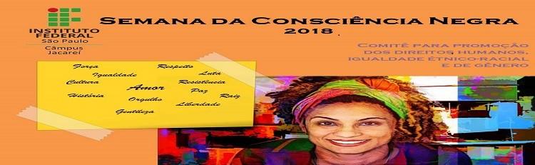Semana da Consciência Negra 2018